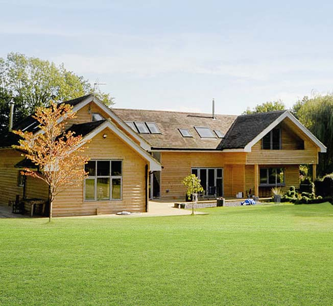 Monks | Remodelled Home | Hawkes Architecture.
