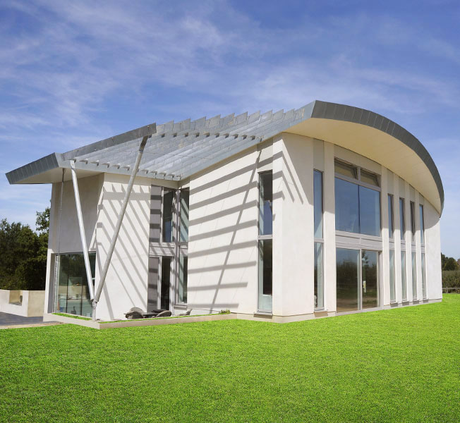Wings | PPS 7 Passive House | Hawkes Architecture.