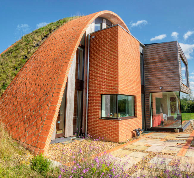 Crossway | PPS 7 Passivhaus | Grand Designs | Hawkes Architecture.