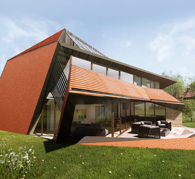 Cannon Orchard | Para 79 Passive House | Hawkes Architecture.