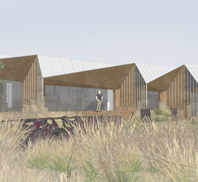 Rural Faversham | Para 79 Passive House | Hawkes Architecture.