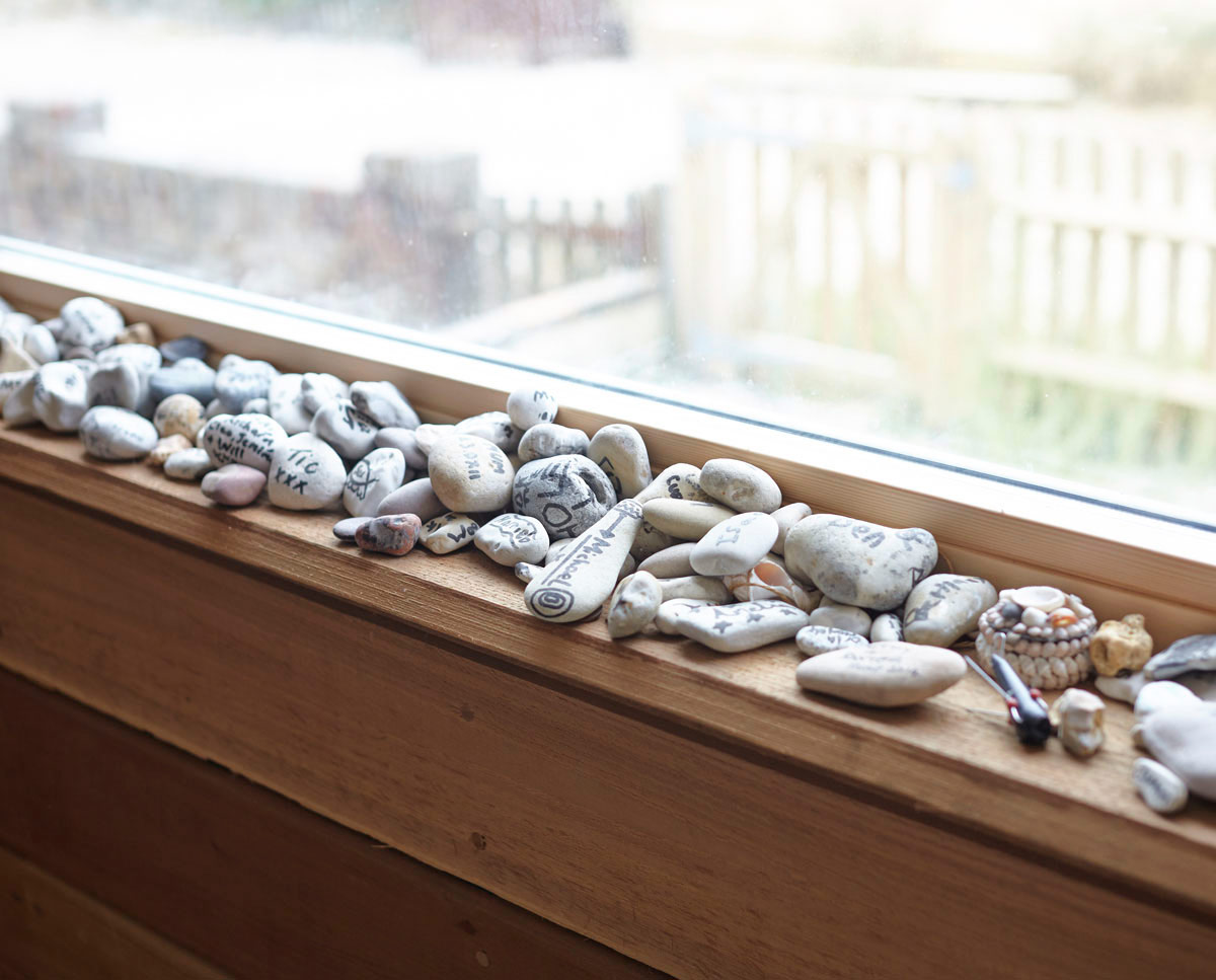 Pebbles at West Wittering, an eco-friendly replacement dwelling built in Chichester. Designed by Hawkes Architecture.
